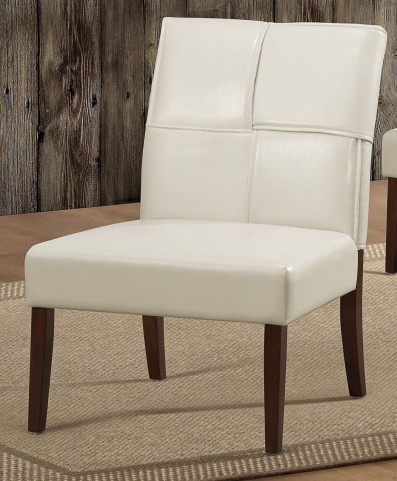 Oriana Cream Accent Chair