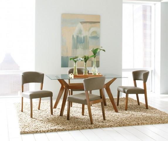 Paxton Nutmeg Dining Room Set