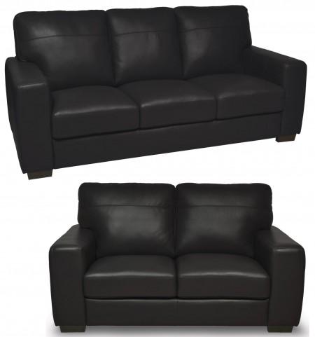 Timothy Black Living Room Set