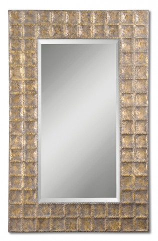 Gavino Antique Gold Mirror