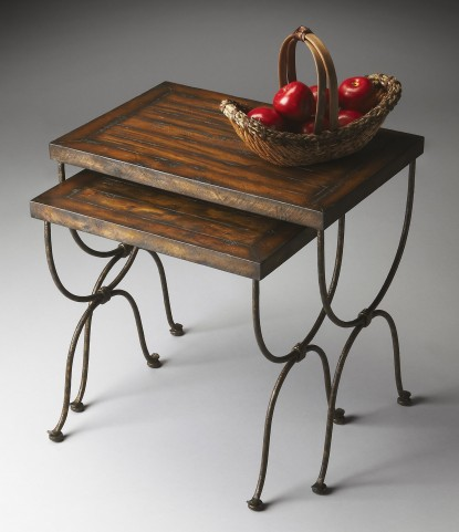 1278120 Mountain Lodge Nesting Tables