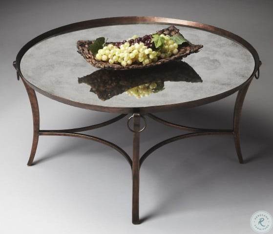 1289025 Metalworks Cocktail Table
