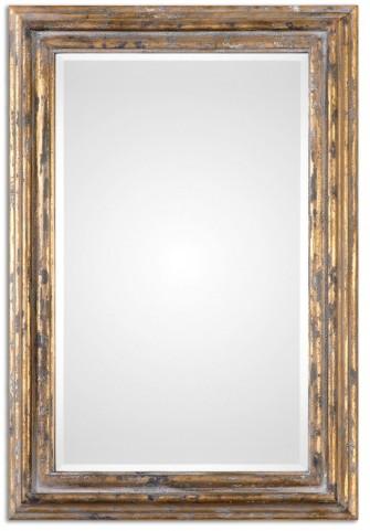 Davagna Gold Leaf Mirror