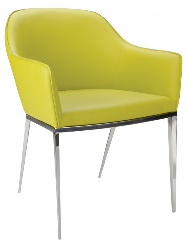 Stanis Armchair In Lime