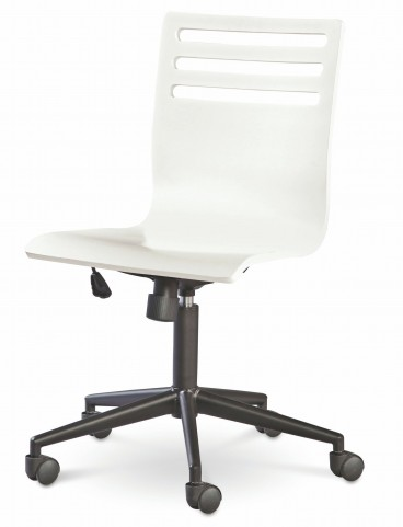 Classics 4.0 Smartstuff Saddle Summer White Desk Chair