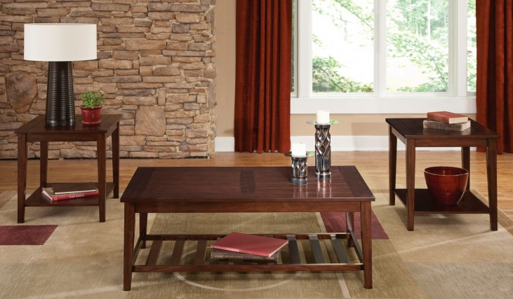 Missoula 3 Piece Occasional Table Set