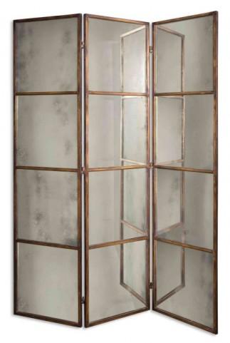 Avidan 3 Panel Screen Mirror