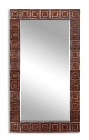 Adel Oversized Bronze Mirror