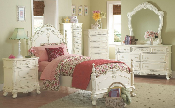 Cinderella Poster Bedroom Set
