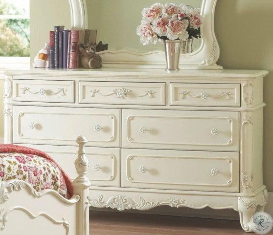 Cinderella Youth Dresser From Homelegance 1386 5 Coleman Furniture