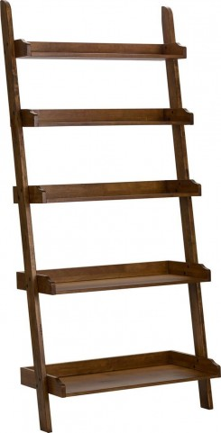 Farmhouse Leaning Bookcase