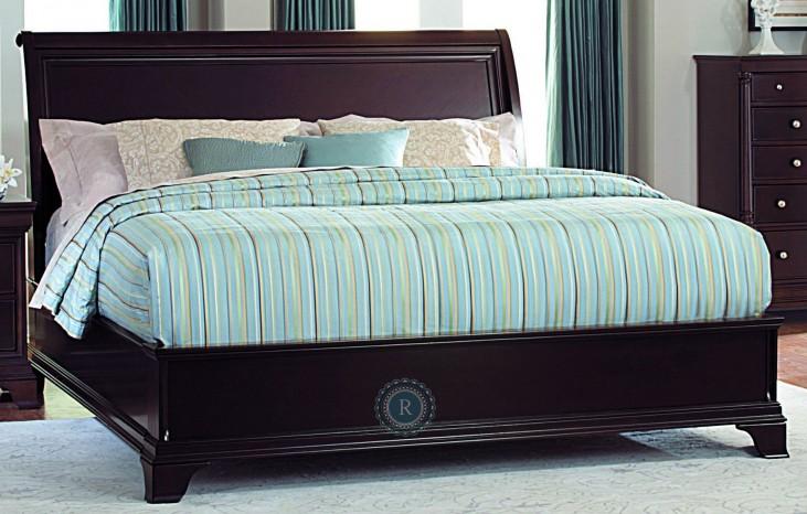 Inglewood King Sleigh Bed
