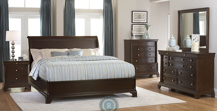 Inglewood Low Profile Bedroom Set