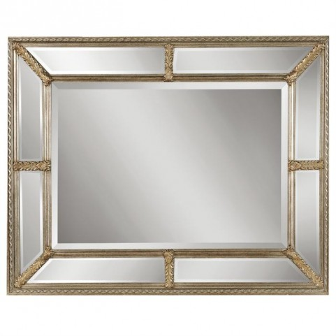 Lucinda Silver Mirror