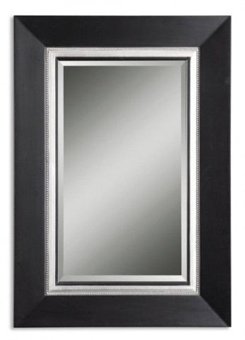 Whitmore Black Vanity Mirror