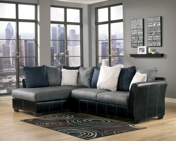 Masoli Cobblestone Left Arm Facing Sectional