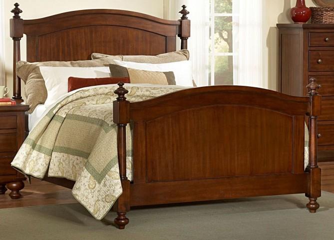 Aris Queen Poster Bed