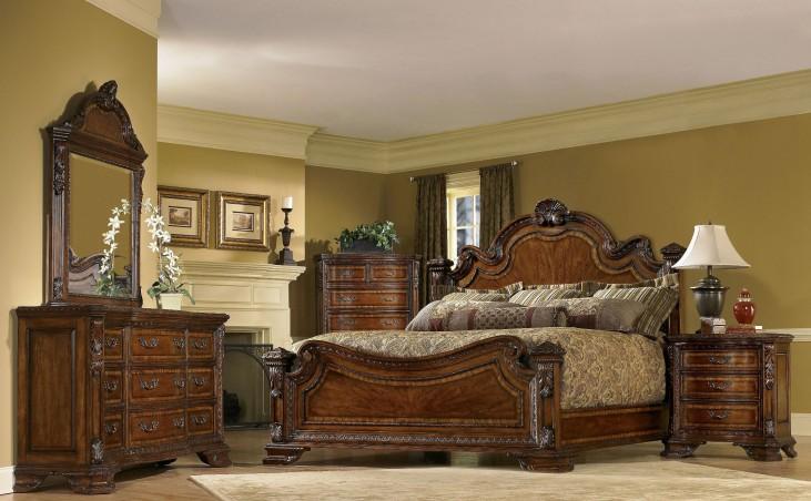 Old World Estate Bedroom Set