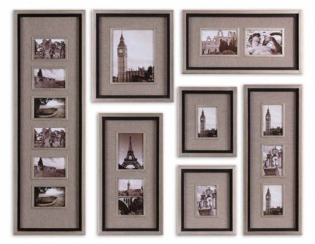 Massena Photo Frame Collage, Set of 7