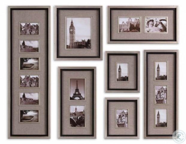 Massena Photo Frame Collage  Set of 7