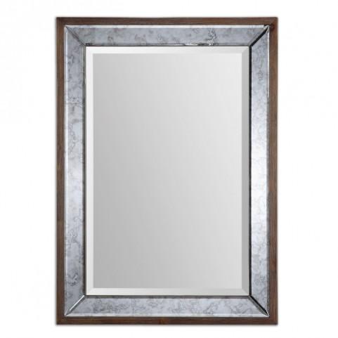 Daria Antique Framed Mirror