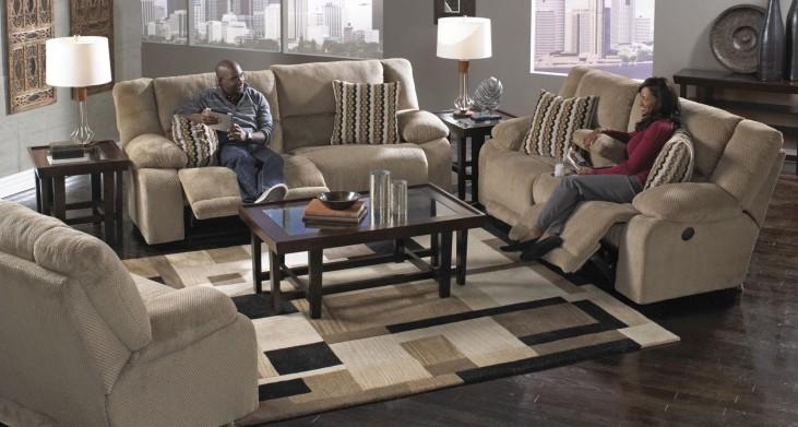 Hammond Coffee Power Reclining Living Room Set