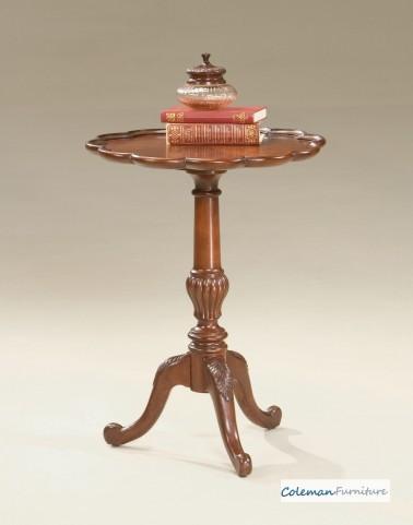 Plantation Cherry 1482024 Pedestal Table
