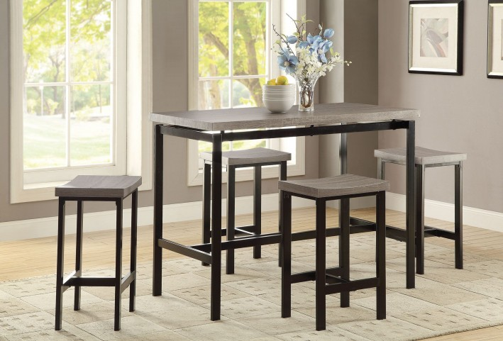 Browns 5 Piece Dining Set