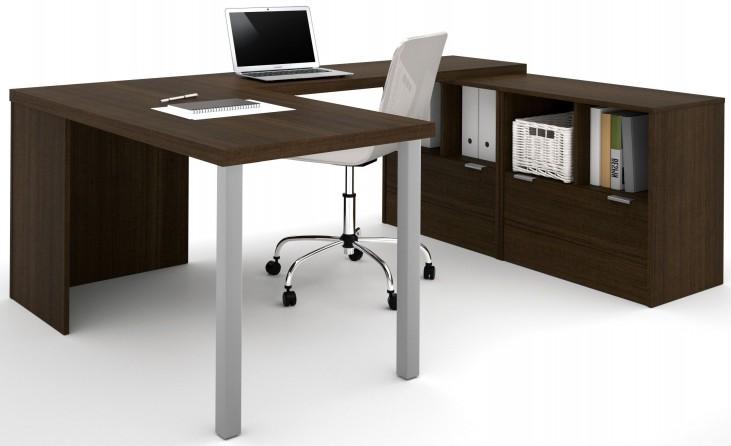 150864-78 i3 Tuxedo U-Shaped desk