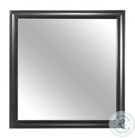 Cordelia Espresso Mirror