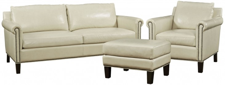 Belle Fairview Stone Living Room Set