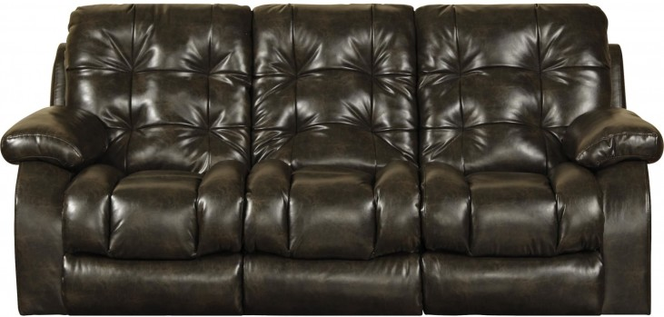 Watson Coal Power Reclining Sofa