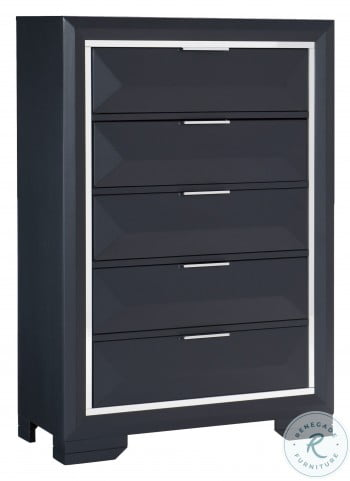 Rosemont Midnight Blue Chest
