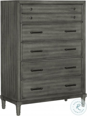 Wittenberry Gray Chest