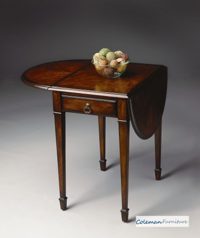 Plantation Cherry Pembroke Table