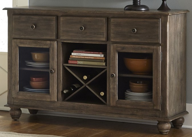 Candlewood Weather Gray Server
