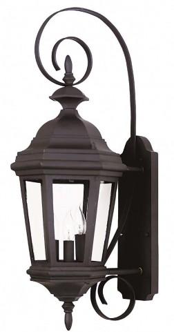 Estate Black Medium Wall Lantern