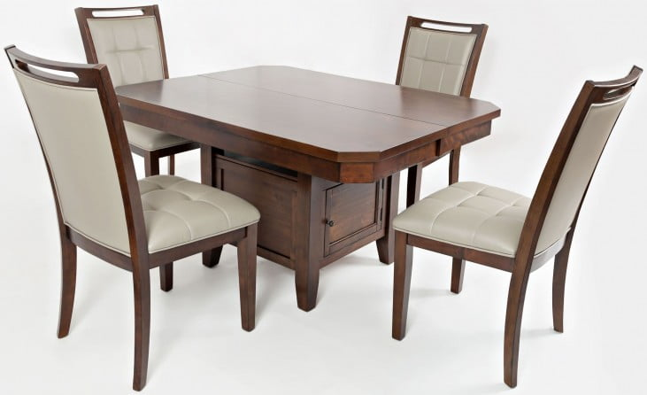 Attirant LOOKS GREAT WITH. Image Of Item Manchester Storage Extendable Dining Room  Set