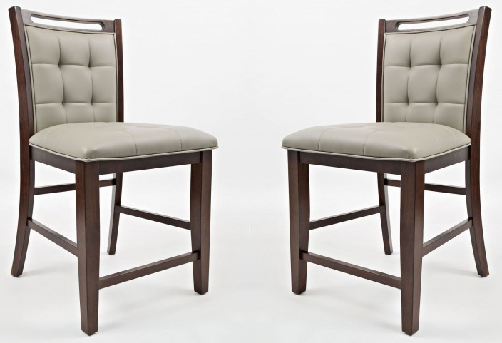 Manchester Upholstered Counter Stool Set of 2