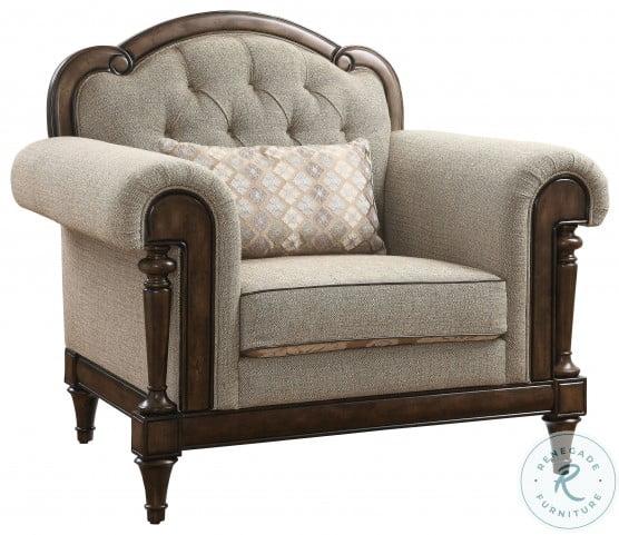Heath Court Brown Chair