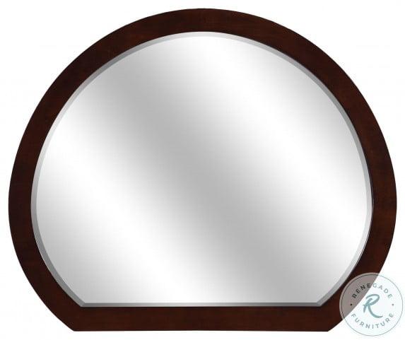 Lyric Dark Cherry Mirror