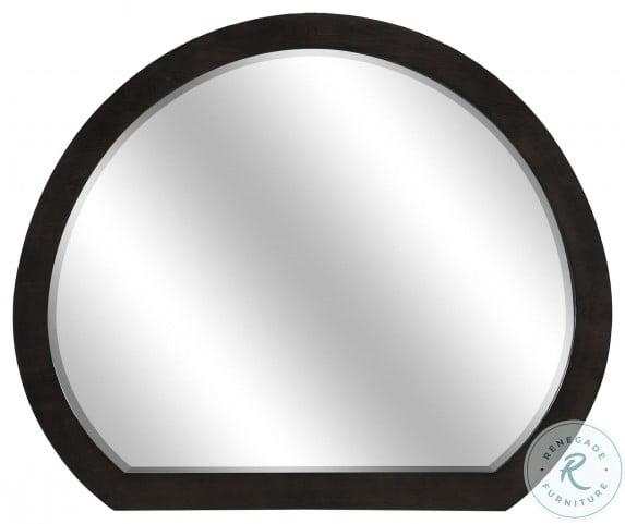 Lyric Brownish Grey Mirror