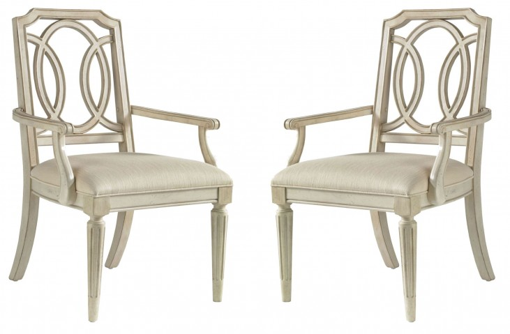 Provenance Arm Chair Set of 2