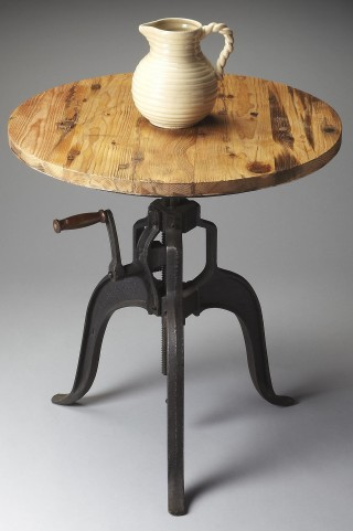 Industrial Chic Metalworks Hall/Pub Table