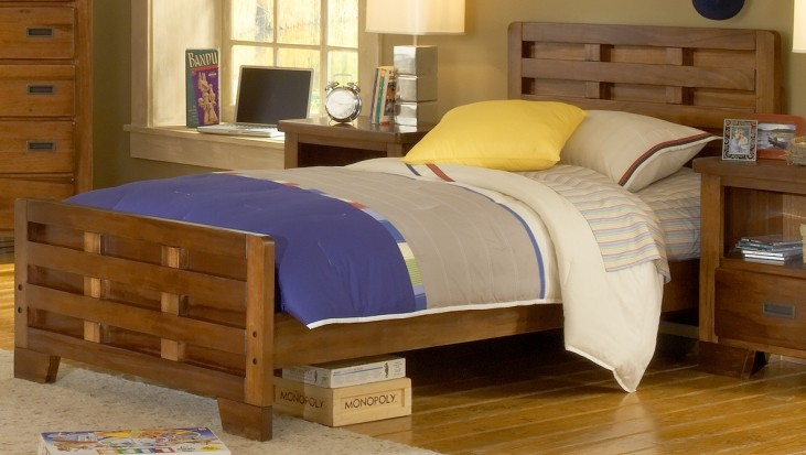Heartland Twin Captain's Storage Bed