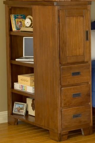 Heartland Loft Chest And Bookcase