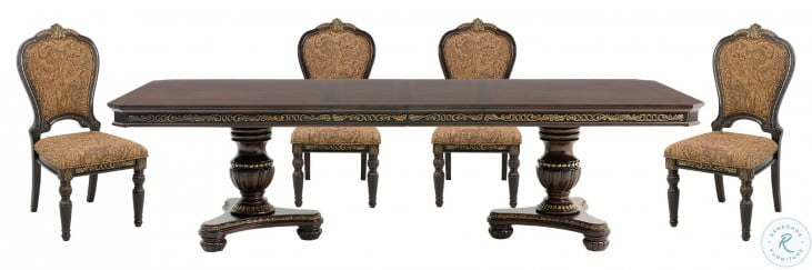 Russian Hill Cherry Extendable Dining Table