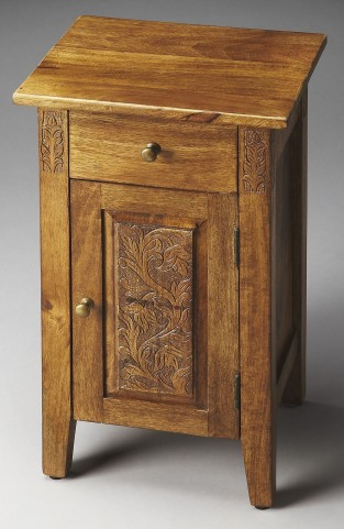 Webster Artifacts Chairside Chest
