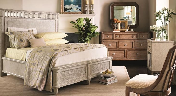 Archipelago Blanquilla Nevis Woven Bedroom Set