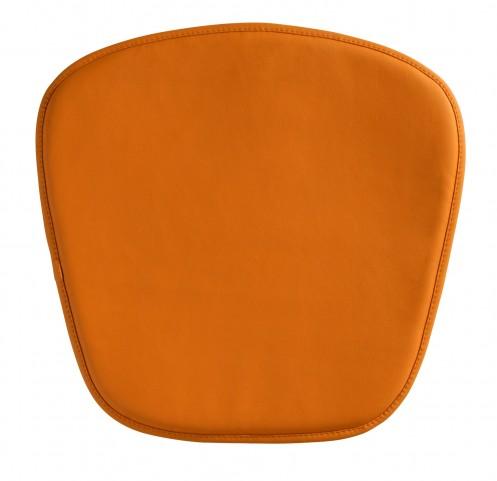 Wire/Mesh Cushion Orange